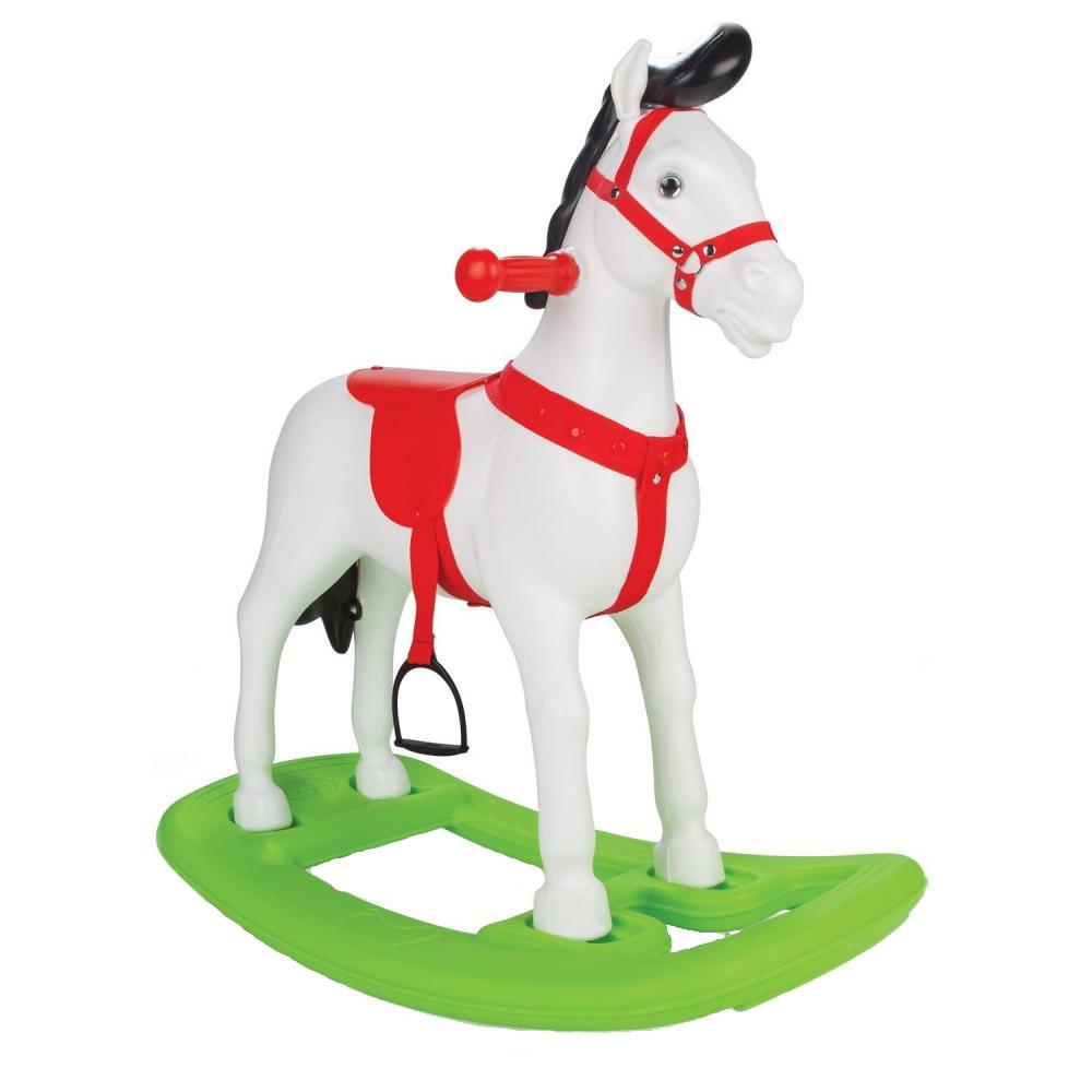 Calut balansoar pentru copii Swing Horse imagine