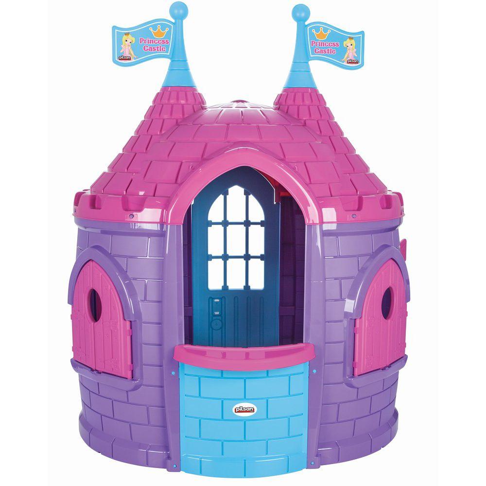 Casuta pentru fetite Castelul Printesei