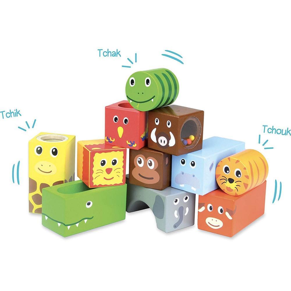 Cuburi cu activitati Savana