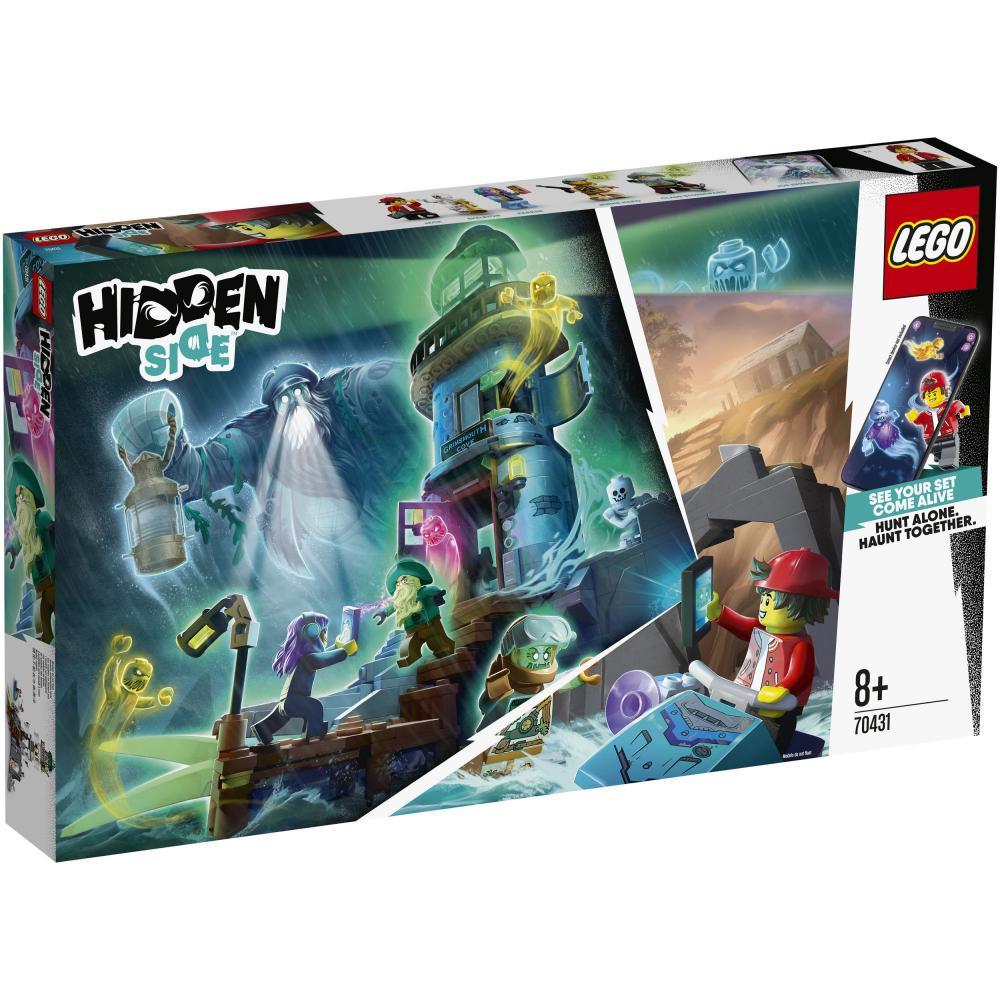 Farul intunericului Lego