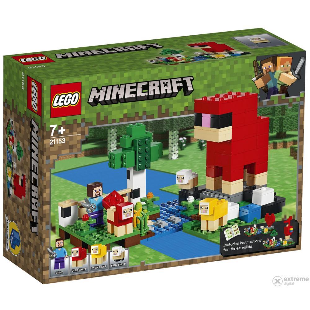 Ferma de lana Lego