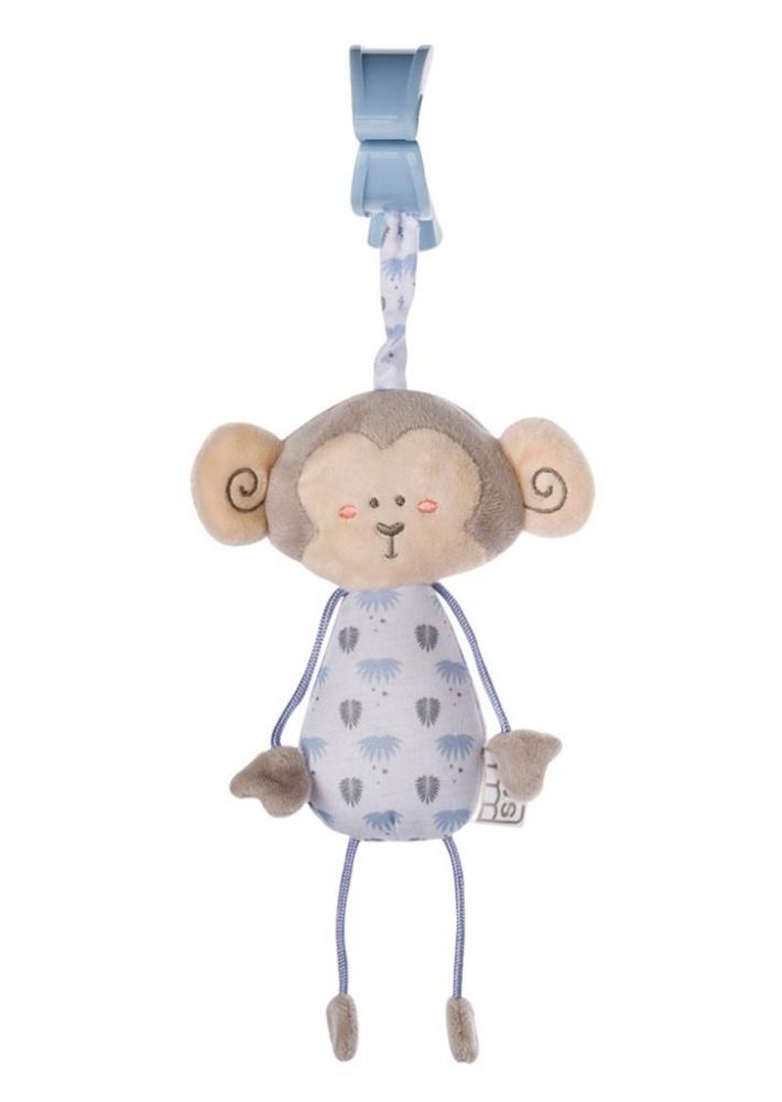Saro Baby Jucarie de agatat Jungle Party Maimuta