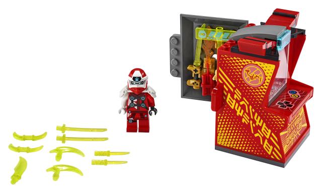 Capsula joc electronic Lego Avatar Kai