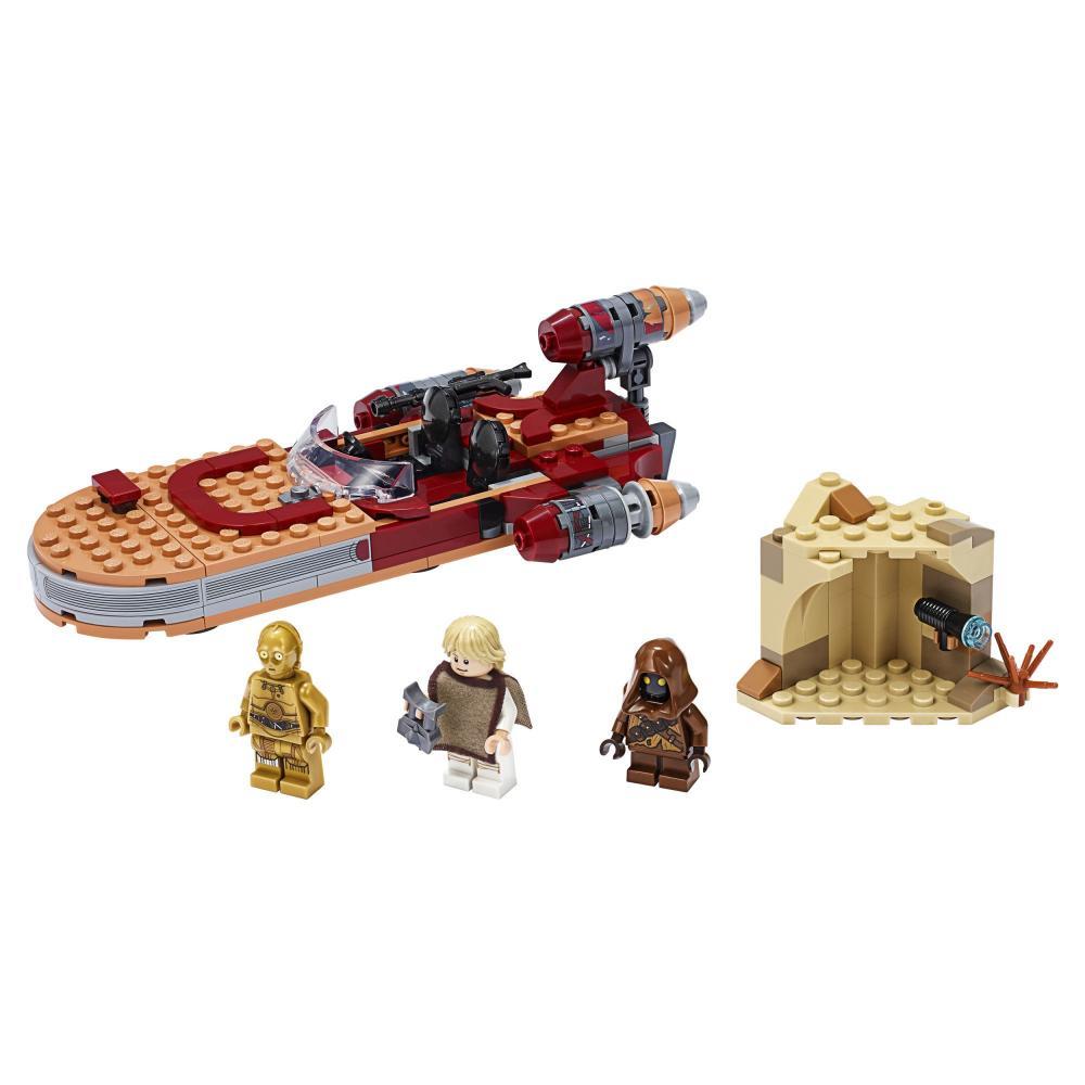Landspeeder al lui Luke Skywalker Lego Star Wars