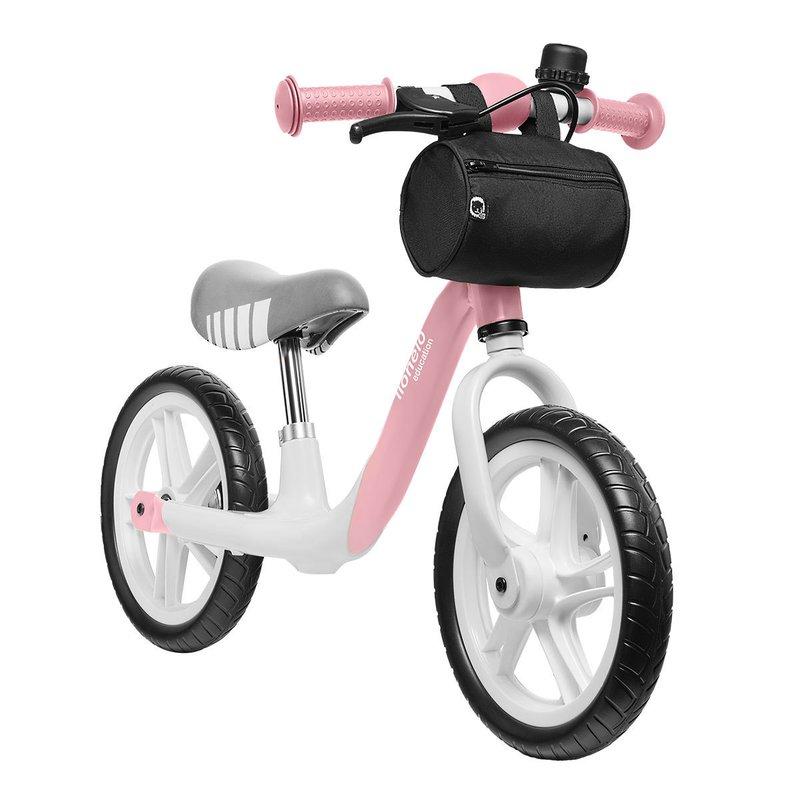 Bicicleta fara pedale Arie Bubblegum