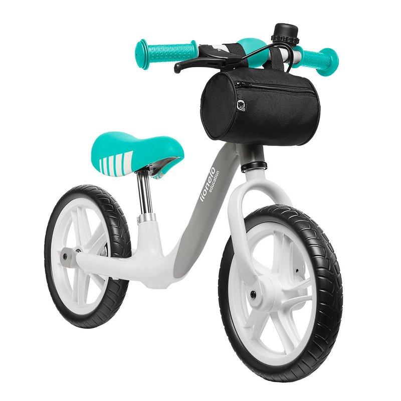 Bicicleta fara pedale Arie Graphite