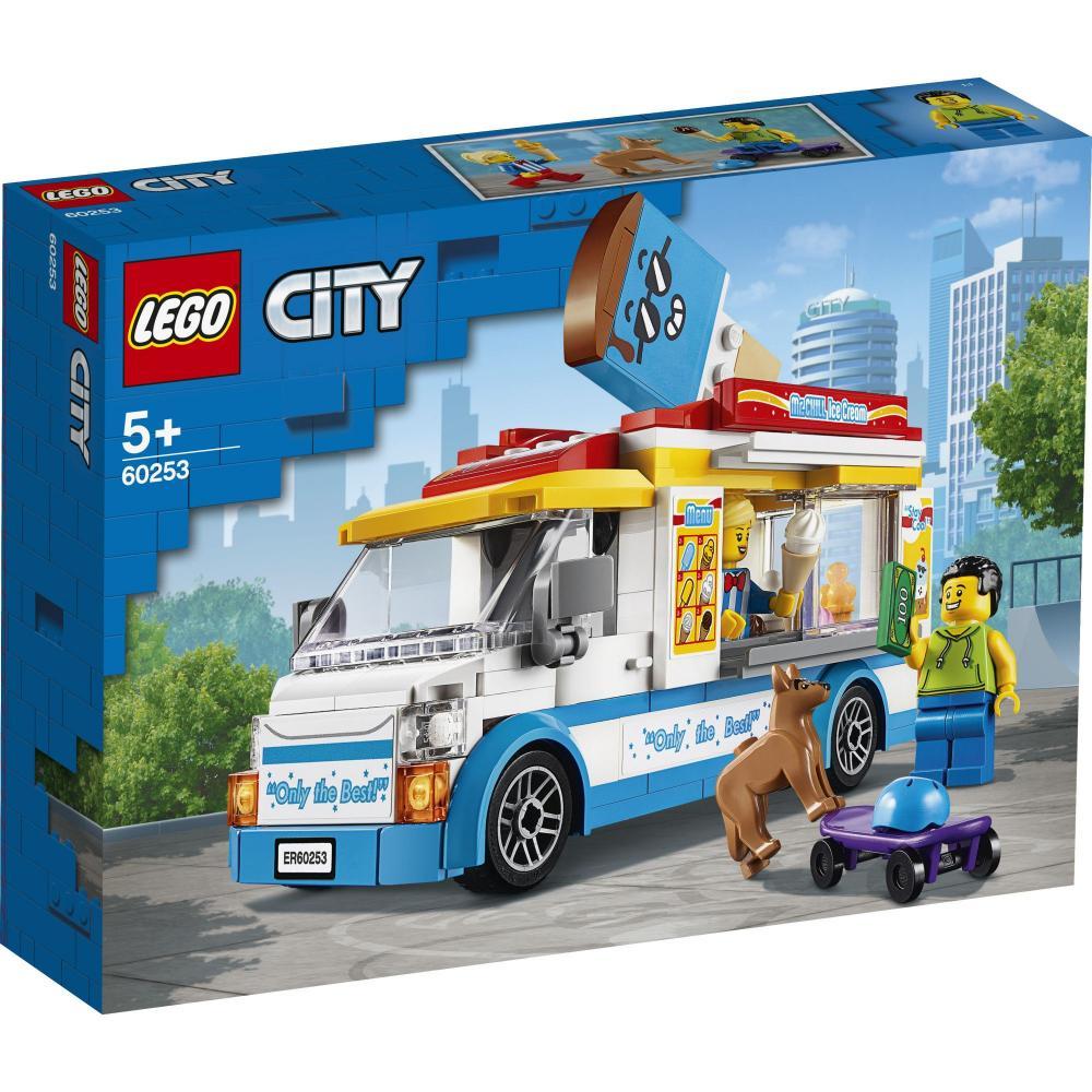 Masina cu inghetata Lego