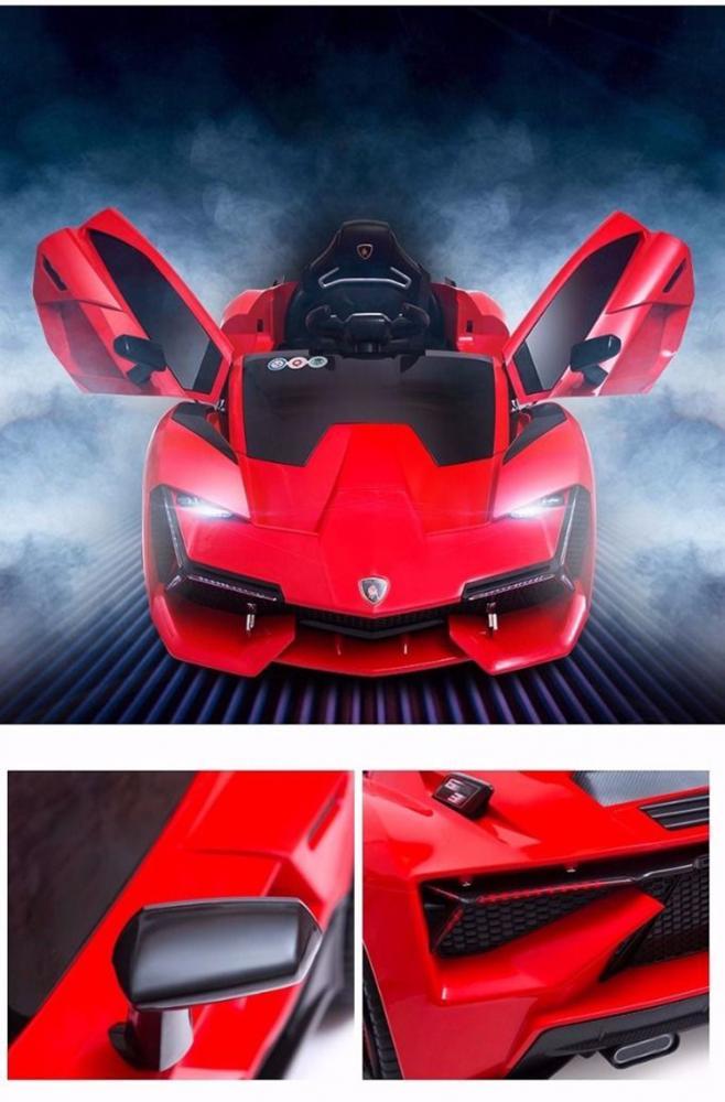 Masinuta electrica 12V Scorpion Red - 1