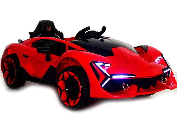 Masinuta electrica 12V Scorpion Red - 6