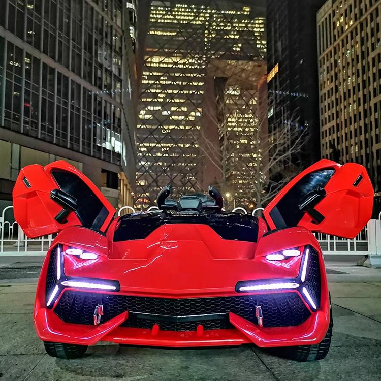 Masinuta electrica 12V Scorpion Red - 8