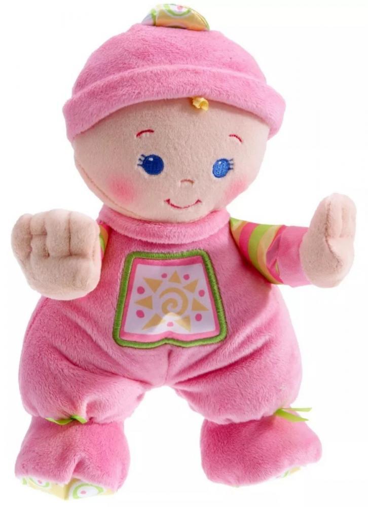 Papusa Fisher Price pentru bebelusi
