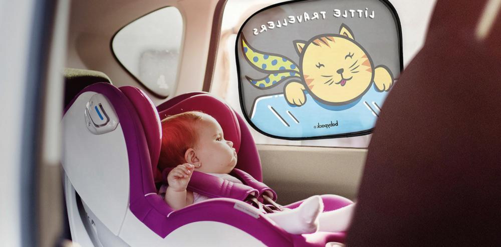 Parasolar auto Babyauto Fantasia auto-aderent set 2 buc