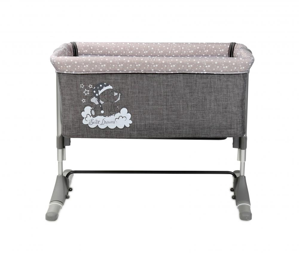 Patut atasabil Sleepn Care Grey Elephant