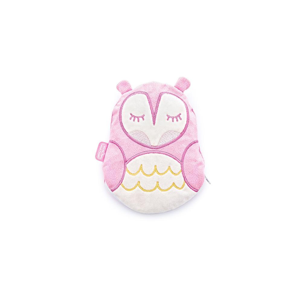 Pernuta anticolici cu samburi de cirese Owl Pink