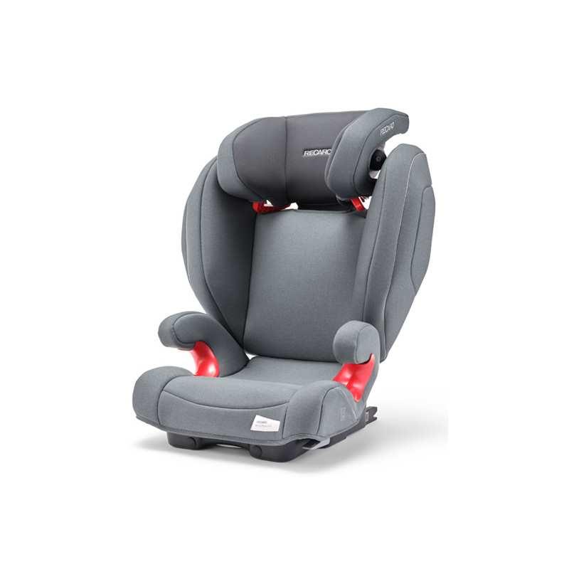 Scaun auto Monza Nova 2 Seatfix Prime Silent Grey imagine