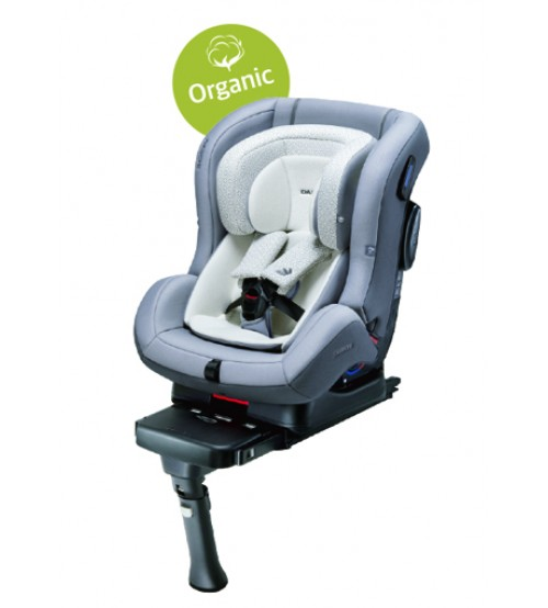 Scaun auto First 7 Plus Organic Grey isofix Daiichi