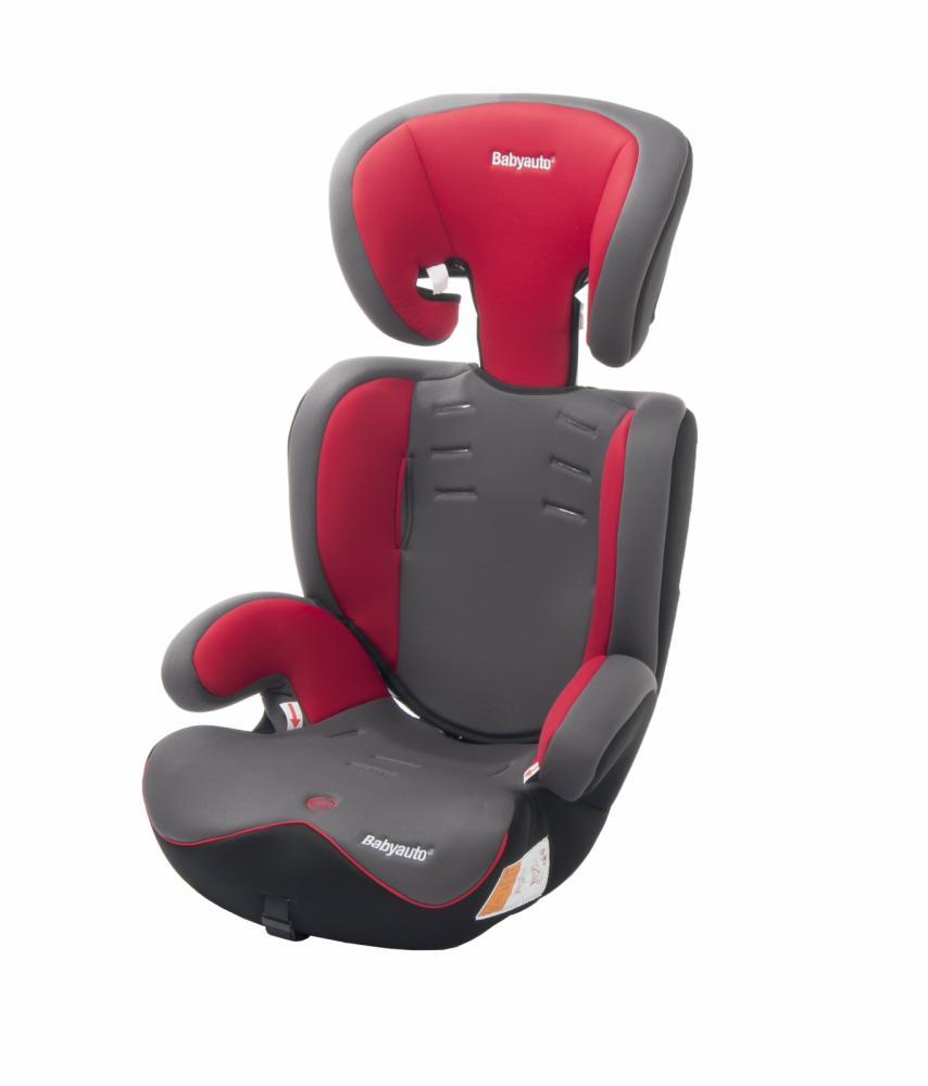 Scaun auto Babyauto Konar 9-36 kg gri-rosu