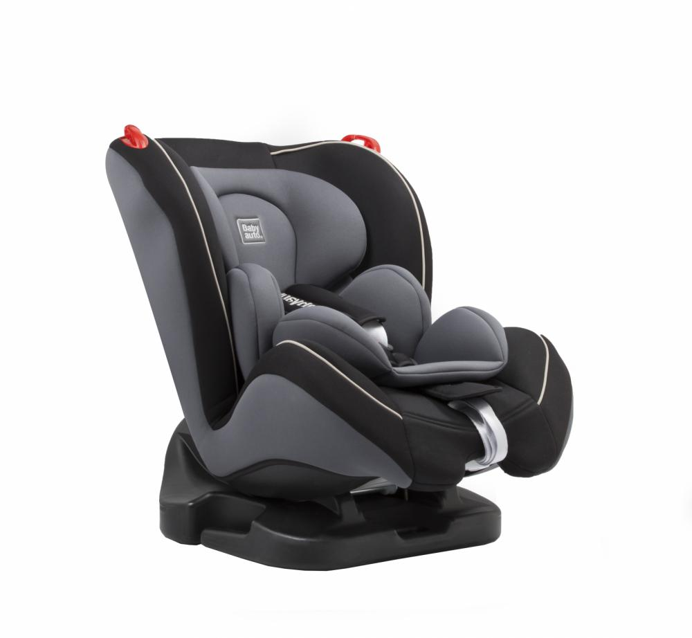 Scaun auto Babyauto Kypa reversibil 0-25 kg negru-gri