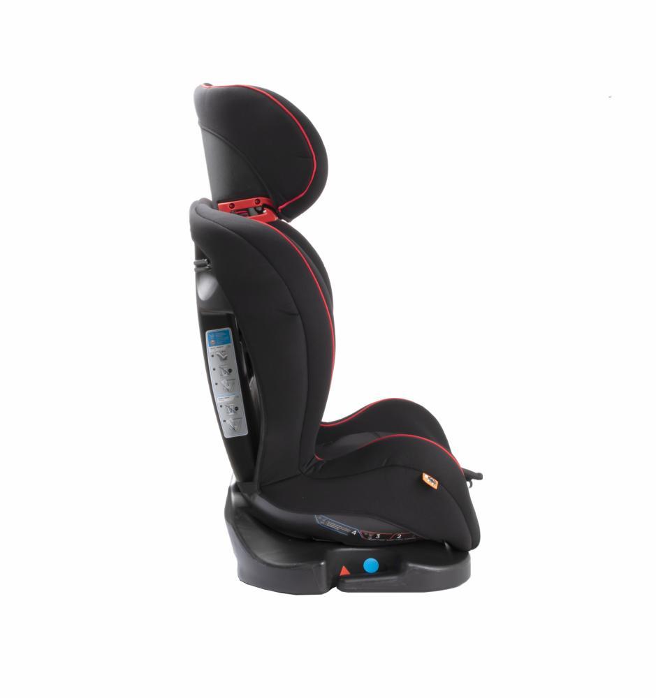 Scaun auto Babyauto Taiyang reversibil 0-36 kg negru-rosu