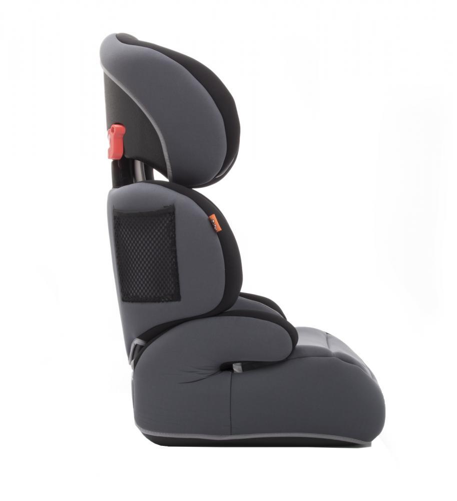 Scaun auto Babyauto Zarauz sin deluxe 15-36 kg negru-gri imagine