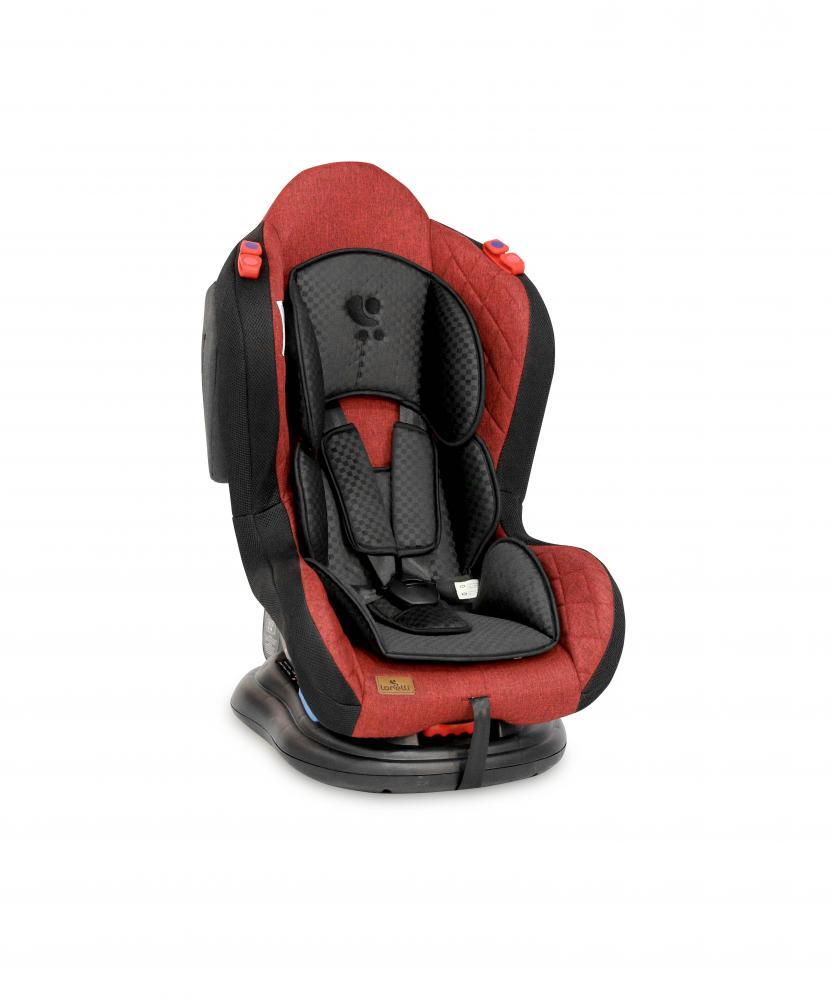 Scaun auto Jupiter 0-25 kg Red Black imagine
