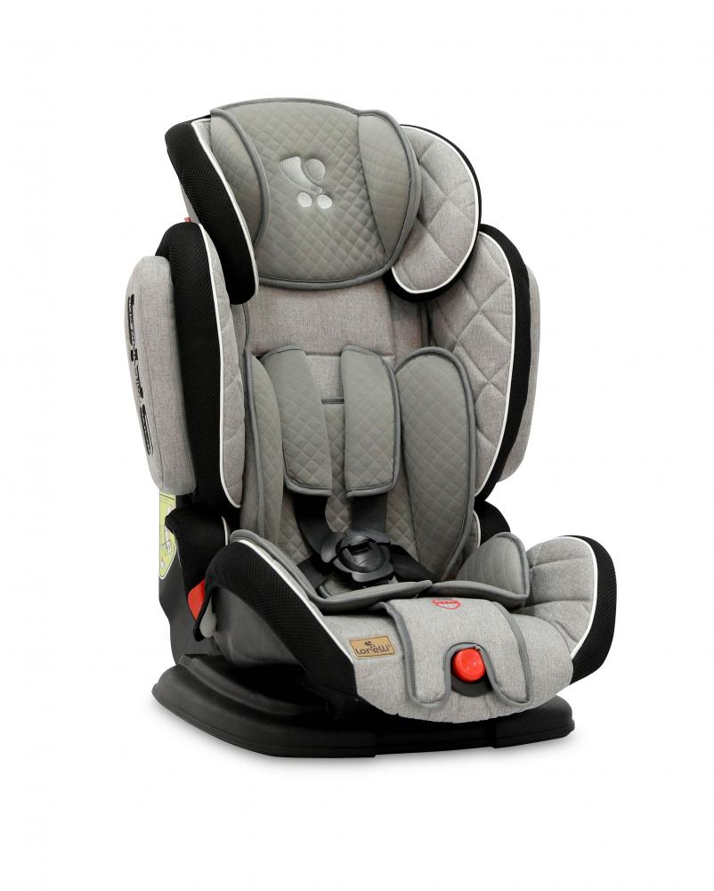 Scaun auto Magic 9-36 Kg extindere 3D Grey imagine