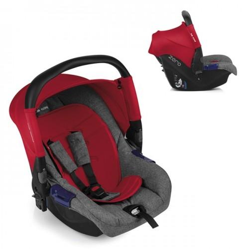 JANE Scaun auto pentru bebelusi Zero + Red