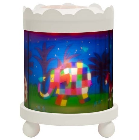 Veioza carusel Elmer