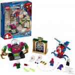 Lego Super Heroes Amenintarea lui Mysterio