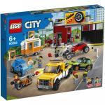 Atelier de tuning Lego