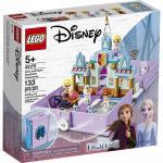 Aventuri din cartea de povesti cu Anna si Elsa Lego