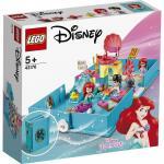 Aventuri din cartea de povesti cu Ariel Lego Disney