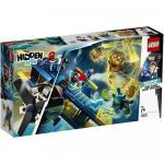 Avionul de cascadorie al lui El Fuego Lego