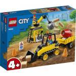 Buldozer pentru constructii Lego