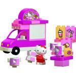 Camion inghetata Hello Kitty Unico 26 piese