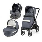 Carucior 3 in 1 Peg Perego Book Plus 51 S Titania i-SIZE  Luxe Mirage