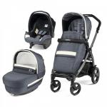 Carucior 3 in 1 Peg Perego Book Plus 51 Titania Luxe Mirage
