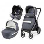 Carucior 3 in 1Peg Perego Book Plus 51 S Titania Luxe Mirage