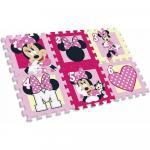 Covor puzzle Minnie Mouse 6 piese SunCity
