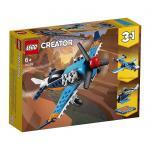 Avion cu elice Lego