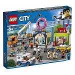 Deschiderea magazinului de gogosi Lego