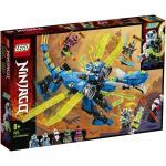 Dragonul cibernetic al lui Jay Lego