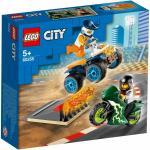 Echipa de cascadori Lego