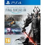 Joc Final Fantasy XIV Online Complete Edition PS4
