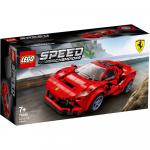 Ferrari F8 Tributo Lego