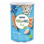 Gustare din cereale si morcovi  Nutripuffs Naturnes 35g Nestle
