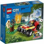 Incendiu in padure Lego