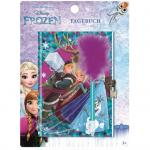 Jurnal cu lacatel si pix Disney Frozen SunCity