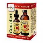 Kit imunitate Vitamina C + Vitamina D3 pentru copii Secom