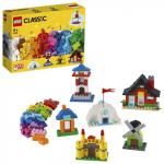 Caramizi si case Lego